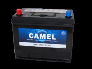 Käynnistysakku CAMEL OEM/80Ah/670A/260*172*222/B7/+-