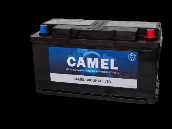 Käynnistysakku CAMEL OEM/100Ah/820A/353*175*190/B13