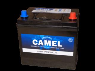 Käynnistysakku CAMEL OEM/60Ah/500A/230*170*223/B0/-+